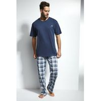 Cornette 134/110 great 3 granatowy piżama męska