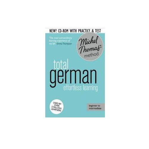 Total German: (Learn German With the Michel Thomas Method)