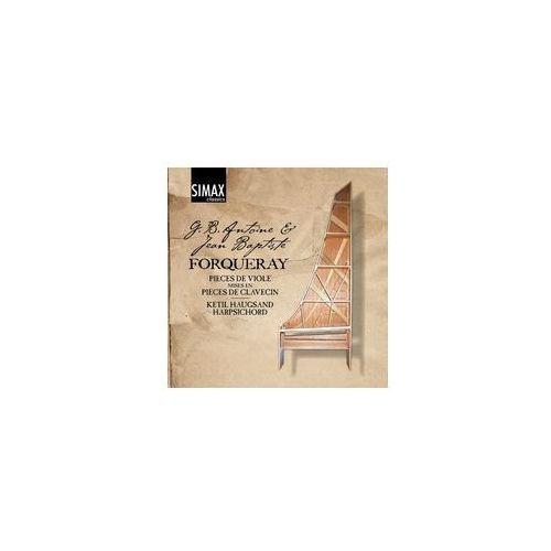 G. B. Antoine & Jean Baptiste Forqueray: Pieces De Viole Mises En Pieces De Clavecin (7033662013173)