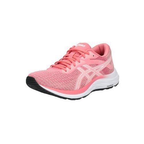 Asics buty do biegania 'gel-excite 6 twist' różowy pudrowy / biały (4550215055778)