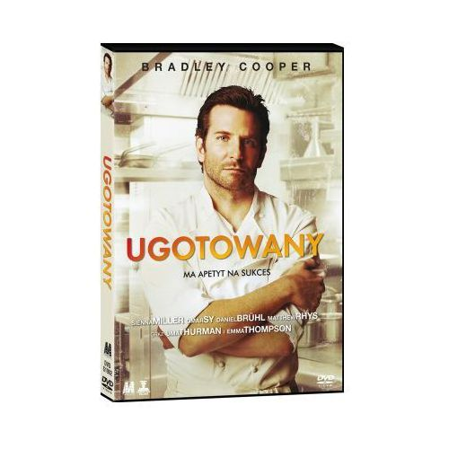 Ugotowany (booklet DVD) (9788380910430)
