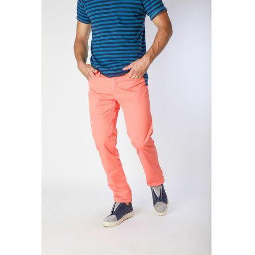 Spodnie męskie JAGGY - J1883T812-1M-12, J1883T812-1M_366_ORANGEFLAME-28