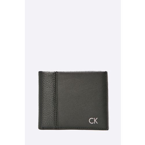 - portfel skórzany nathan slimfold marki Calvin klein jeans