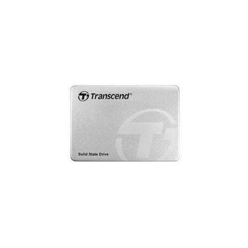 Dysk ssd 370 aluminum case 256gb + darmowy transport! marki Transcend