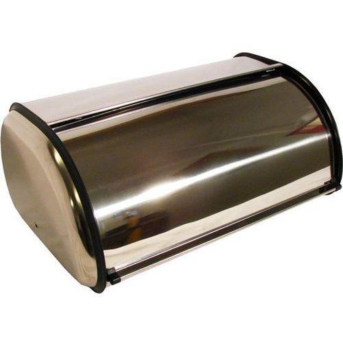Chlebak ze stali nierdzewnej PRESTO MAŁY - rabat 10 zł na pierwsze zakupy! (5907558742855)