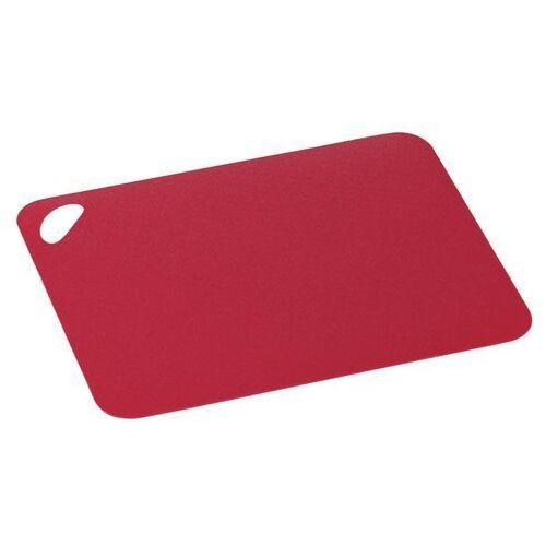 Elastyczna deska do krojenia Zassenhaus czerwona (ZS-061093)