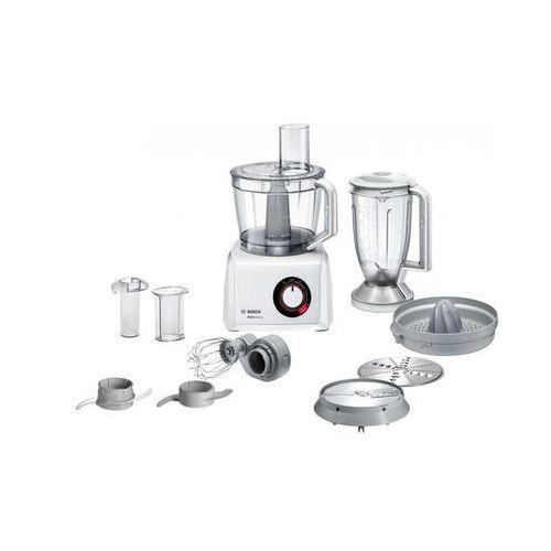 Bosch Robot kuchenny MC812W620, kolor biały