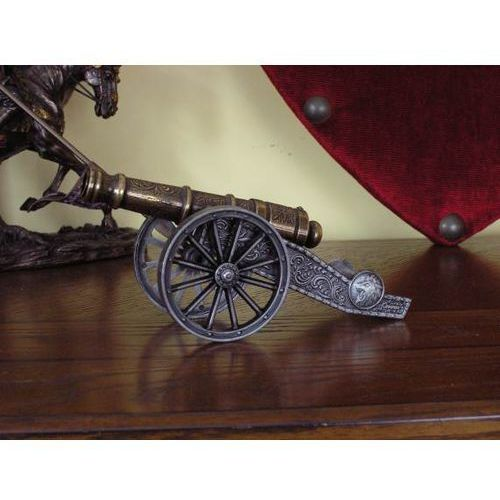 Replika broni -historyczne miniaturowe działo (k800) marki Hiszpania