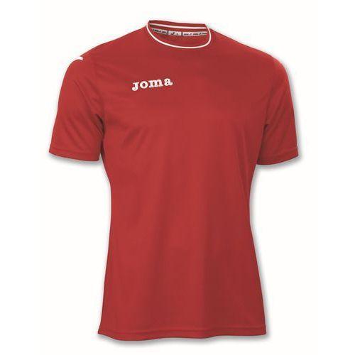 Męska koszulka termoaktywna lyon 100013.600 czerwony xl marki Joma