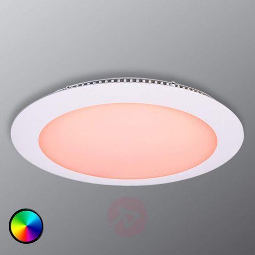 Okrągły panel LED 16, RGB (4042943189646)