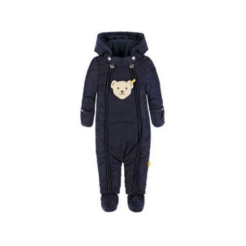 Steiff collection mini basics outdoor baby kombinezon zimowy marine blue (4056178571497)