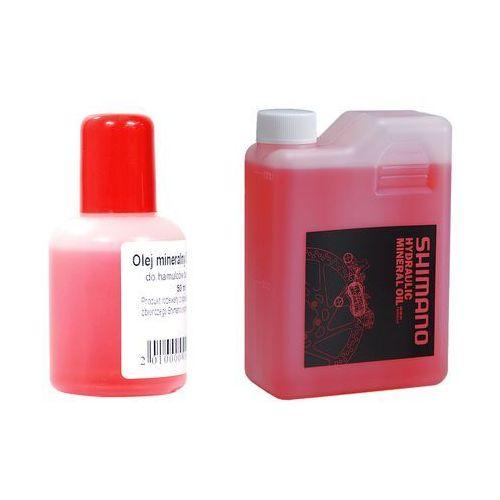 Olej__50 olej mineralny shimano do hamulców hydraulicznych 50 ml marki Shimano