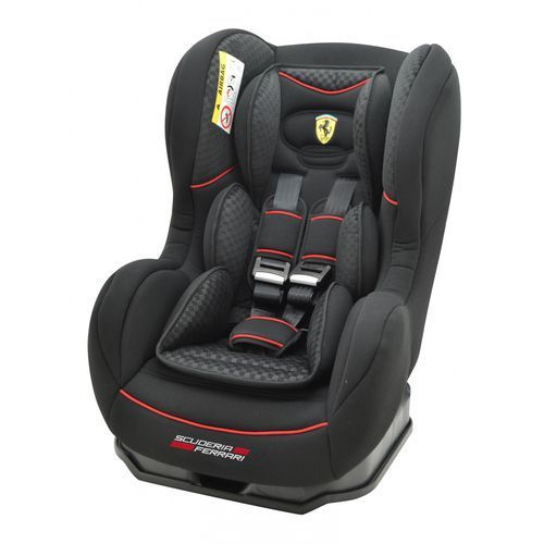 Ferrari Fotelik Cosmo SP, GT Black (3507460820546)