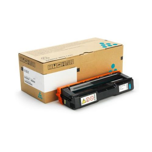 toner cyan 6000 wydrukow sp c252dn/c252sf (407717) darmowy odbiór w 20 miastach! marki Ricoh