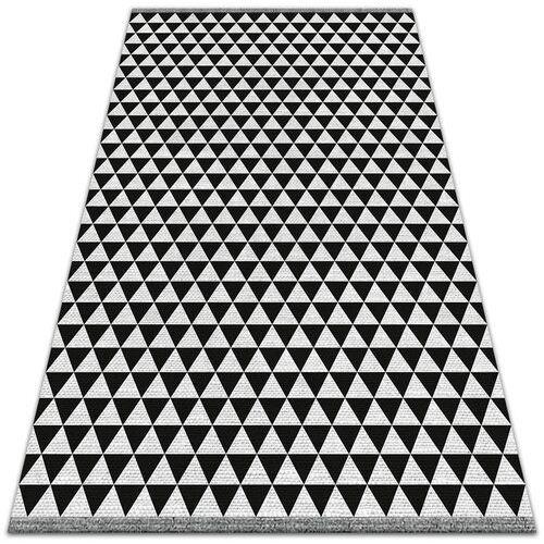 Nowoczesny dywan na balkon wzór nowoczesny dywan na balkon wzór wzór trójkąty marki Dywanomat.pl