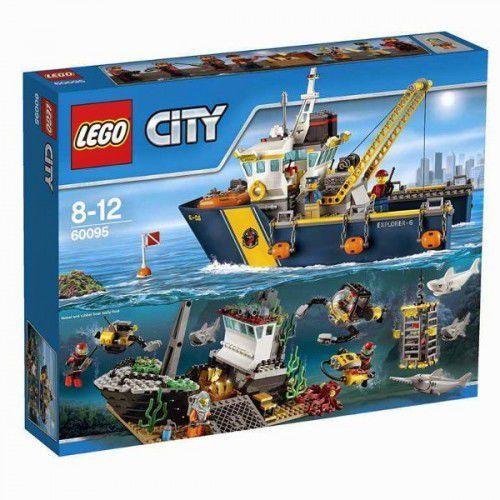 Lego City Statek do badań głębinowych - produkt z kategorii- Łodzie i statki