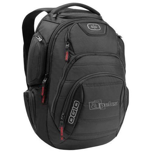 renegade rss plecak miejski na laptopa 17'' / czarny - black marki Ogio