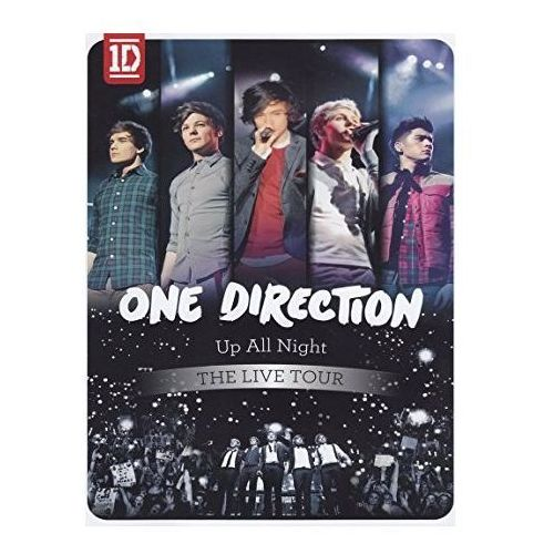 Up All Night - The Live Tour (0886919403596)