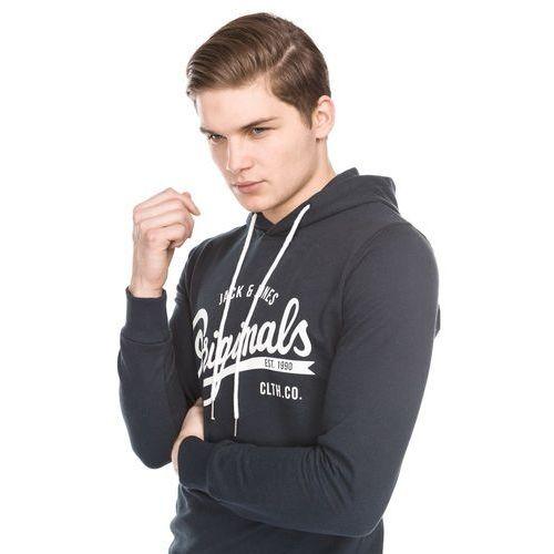 jorhawl hood regular fit bluza z kapturem total eclipse, Jack & jones, S-XXL