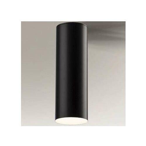 Downlight LAMPA sufitowa SUWA 1176 Shilo natynkowa OPRAWA tuba czarna, kolor biały;czarny