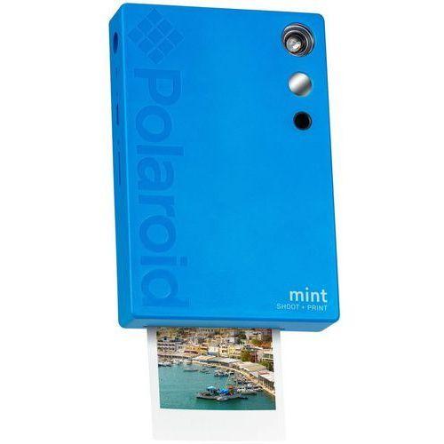 Polaroid aparat mint instant digital camera & printer blue