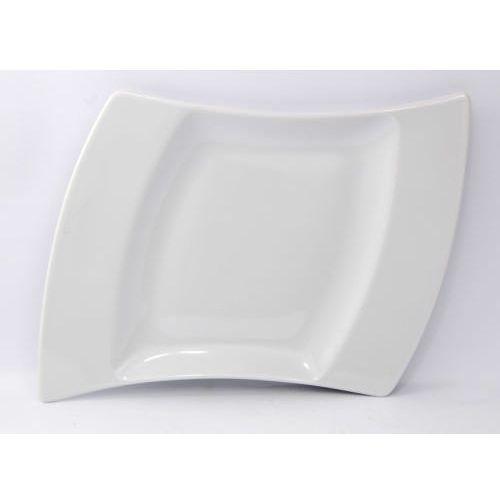 Lubiana Porcelana - talerz płytki 27 wing
