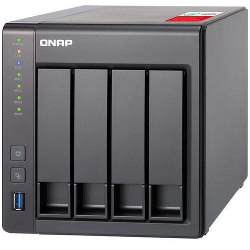 QNAP TS-451+-8G - Intel Celeron J1900 / 8 GB / HDMI / 2 x Gigabit LAN / 4-dyskowy, TS-451-8G
