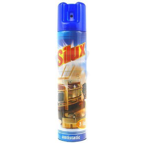 Silux Pianka do czyszczenia mebli Antistatic 300 ml