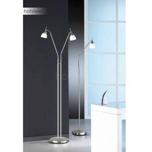 pino lampa stojąca stal nierdzewna, 2-punktowe - dworek - obszar wewnętrzny - pino - czas dostawy: od 3-6 dni roboczych marki Paul neuhaus