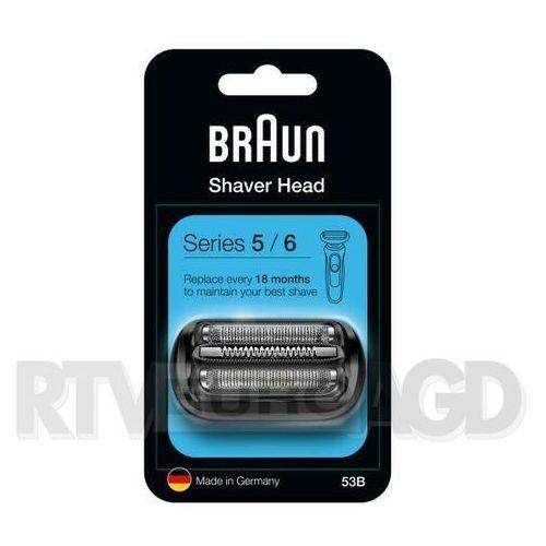 Głowica goląca 53b marki Braun