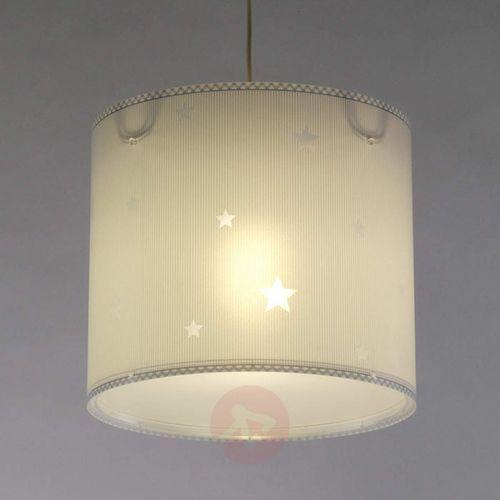 Klik 62012T - Dziecięca lampa wisząca SWEET DREAMS 1xE27/60W/230V (8420406802336)