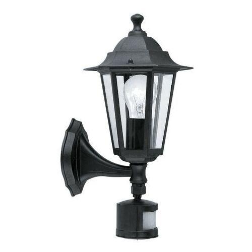 EGLO LATERNA 4 Lampa kinkiet sensor E27 1x60W 22469