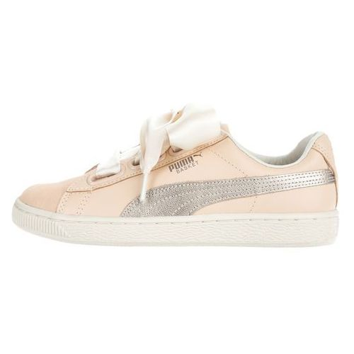 Puma Basket Heart Up Sneakers Beżowy 41
