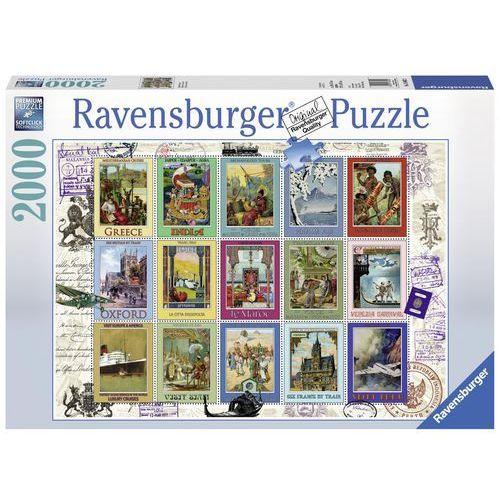 Raven. 2000 el. wakacyjne znaczki marki Ravensburger