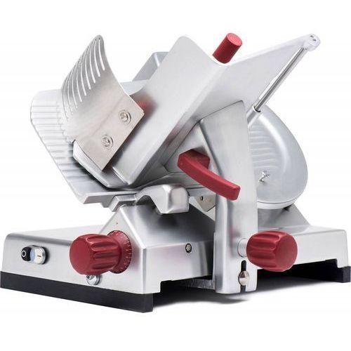 Krajalnica do wędlin z silnikiem o mocy 370 w i nożem 300 mm marki Inoxxi
