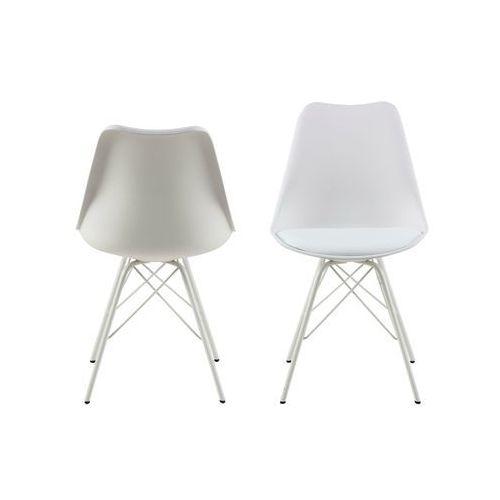 Actona Krzesło eris pp białe