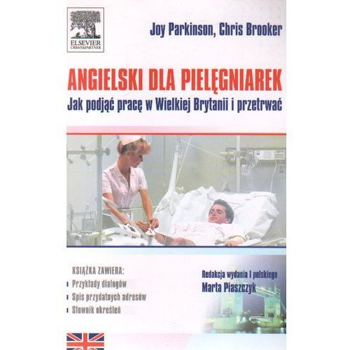 Angielski dla pielęgniarek. Jak podjąć pracę w Wielkiej Brytanii i przetrwać, Urban Partner