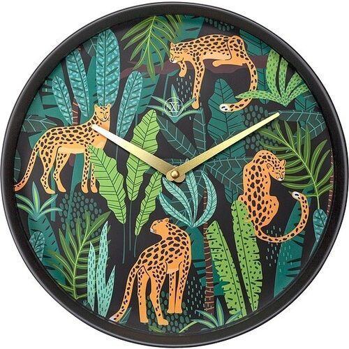 Zegar ścienny urban jungle marki Nextime