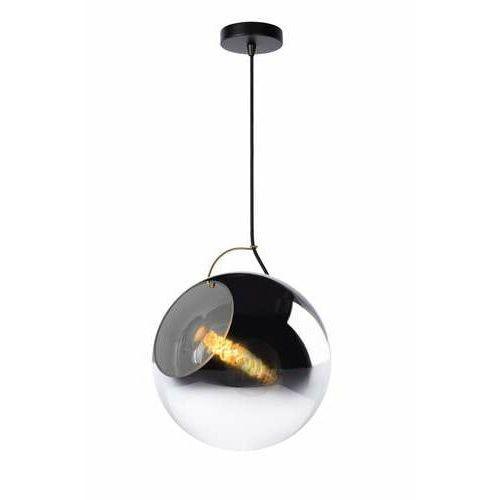 Lucide jazzlynn 25405/30/65 lampa wisząca zwis 1x60w e27 dymiony (5411212250902)
