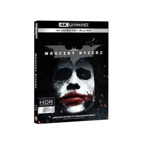 BATMAN: MROCZNY RYCERZ (3BD 4K) (Płyta BluRay) (7321999347635)