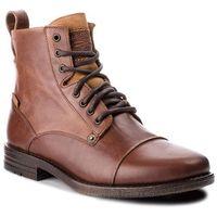Kozaki - 225115-700-27 medium brown, Levi's, 41-44