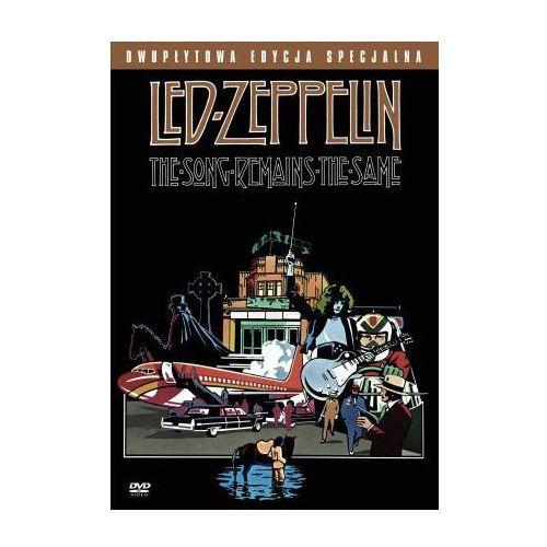 Led Zeppelin: The Song Remains the Same (2-płytowa edycja specjalna) z kategorii Musicale