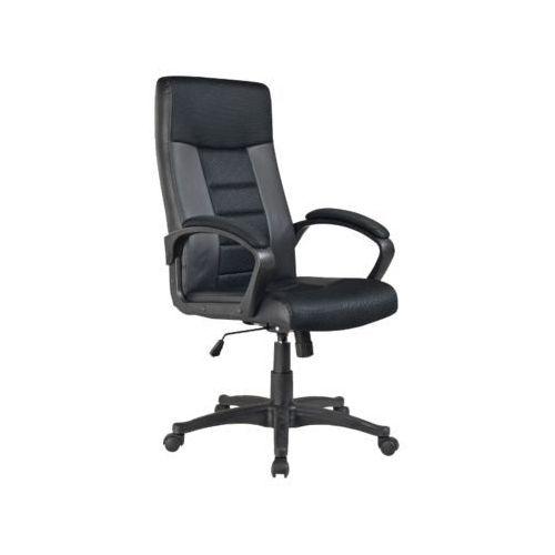 Fotel obrotowy, krzesło biurowe q-049 black marki Signal