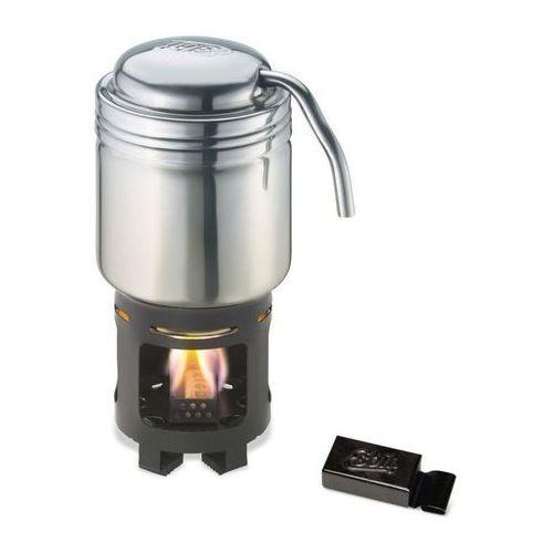 Esbit ekspres do kawy naczynia kempingowe szary zaparzacze i kawiarki