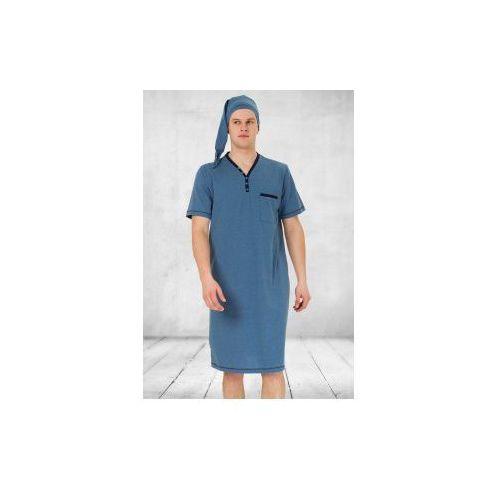 Koszula Nocna Męska Bonifacy 357 jeans, 357 1_20161031080600
