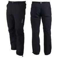 Męskie spodnie trekkingowe globtroter czarny m marki Viking