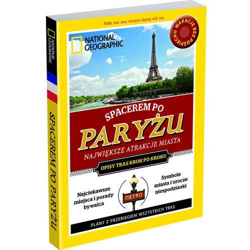 Spacerem po Paryżu (ISBN 9788375964202)