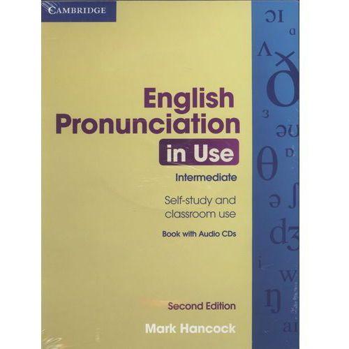 English Pronunciation in Use Intermediate with answer /CD gratis/, oprawa miękka