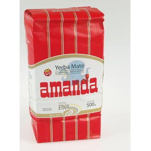 La cachuera s.a. Argentyna limited 500g amanda elaborada herbata yerba mate | darmowa dostawa od 150 zł! (7792710000182)