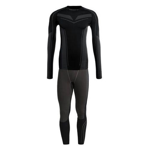 seamless zone bielizna górna mężczyźni czarny bluzki sportowe marki Craft
